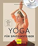 Yoga für Späteinsteiger (mit DVD) (GU Multimedia Körper,...