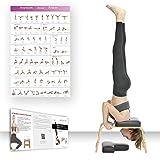 Restiral Life Yoga Kopfstandhocker, Yoga Kopfstandstuhl für...