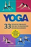Yoga. 33 effektive Übungen für die 10 häufigsten...