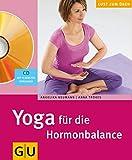 Yoga für die Hormonbalance: Button: CD mit 70 Minuten...