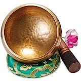 Große Original Tibetische Klangschale - 13cm. Klangschalen...