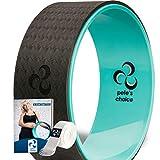 Yoga Rad mit eBook inklusive & Yogagurt - Bequem &...